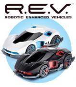 R.E.V. – роботизированные гоночные автомобили