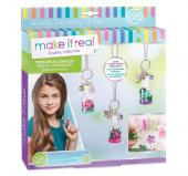 Make it Real: Набор для создания волшебных кулонов «Цветочный террариум»