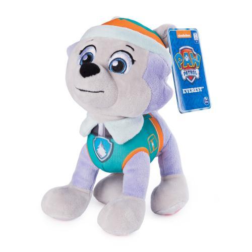 Щенячий патруль: мягкая игрушка - щенок Эверест (20 см)