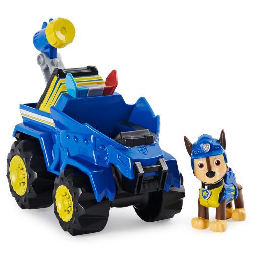 Рятувальний автомобіль де-люкс з водієм Гонщиком  (серія Діно-Місія)