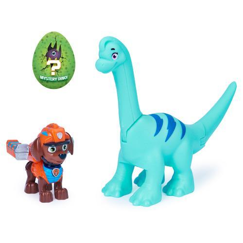 Колекційна фігурка цуценяти Зуми з динозавром (серія Діно-місія)