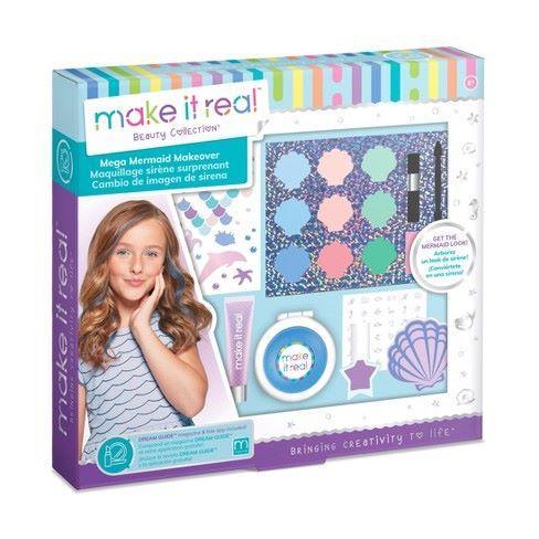Make it Real: Набор детской косметики «Русалочка» (Уценка)