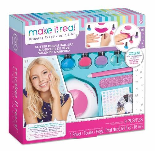 Make it Real: Набор для нейл-арта «Блестящая мечта»