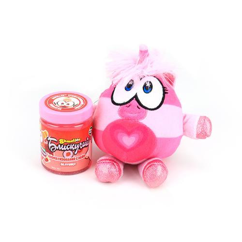 Ароматная мягкая игрушка SCENTICORNS Влюбленная Джули