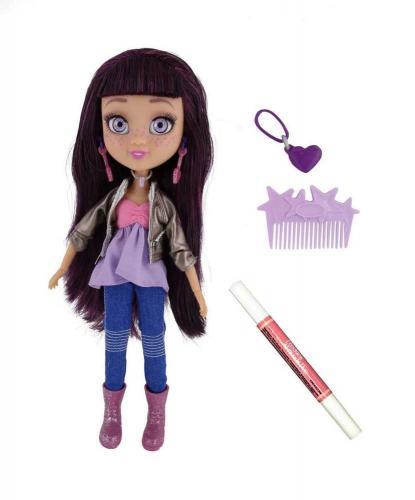 FRECKLE & FRIENDS: Стильная куколка с веснушками Авианна