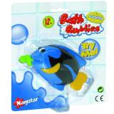 Игрушка для ванной комнаты «Рыбка с червячком» (Уценка)