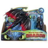 Как приручить дракона 3: набор из дракона Мертвой хватки и всадника Громмеля
