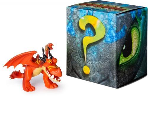 Как приручить дракона 3: набор из дракона Кривоклыка и тайного героя (Уценка)