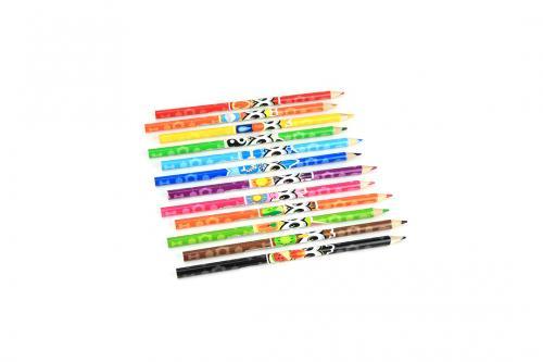 Набор из 12 ароматных цветных карандашей SCENTIMALS