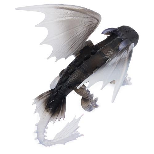 «Як приборкати дракона 3»: фігурка дракона Беззубок оновлена