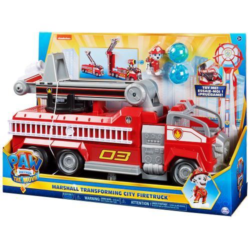 """Щенячий Патруль: игровой набор """"Большая пожарная станция Маршала"""""""