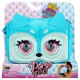 """Purse Pets: інтерактивна сумочка """"Блуфоксі"""""""