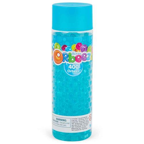 Orbeez: игровой набор шарики Орбиз голубого цвета (400 шт)