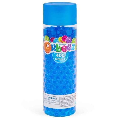 Orbeez: игровой набор шарики Орбиз синего цвета (400 шт)