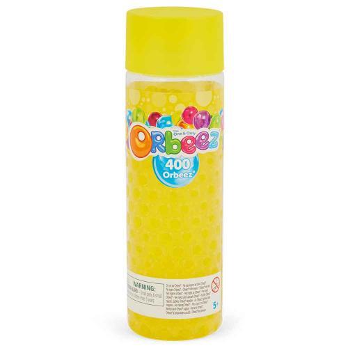 Orbeez: игровой набор шарики Орбиз жёлтого цвета (400 шт)
