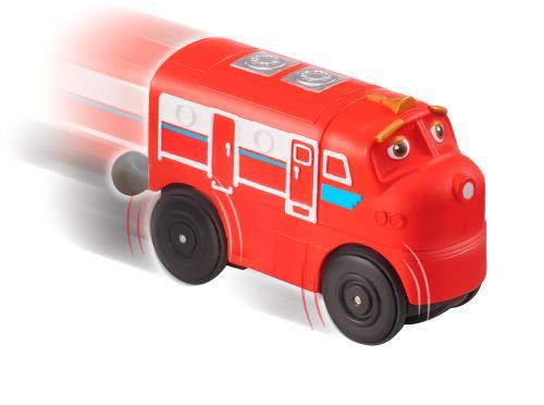 CHUGGINGTON: паровозик Вілсон на батарейках