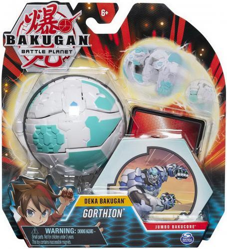 Bakugan Battle Planet: Deka бакуган - Гортзон