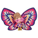 Игровой набор сказочная фея Джинни Hatchimals Pixies Дикие крылья с аксессуарами
