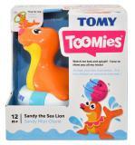 Игрушка для ванной комнаты  «Тюлень Сэнди»