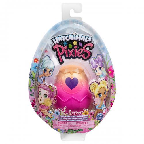 """Hatchimals Pixies: сказочная фея Пиксис """"Блестящий сад"""" (Уценка)"""
