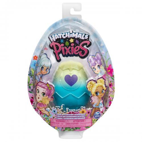"""Hatchimals Pixies: сказочная фея Пиксис """"Звездный водопад"""" (Уценка)"""