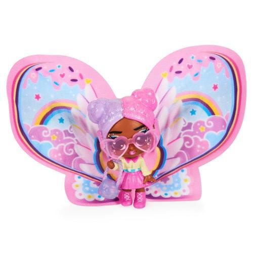 Игровой набор сказочная фея Карли Hatchimals Pixies Дикие крылья с аксессуарами