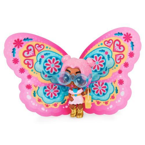 Игровой набор сказочная фея Памела Hatchimals Pixies Дикие крылья с аксессуарами