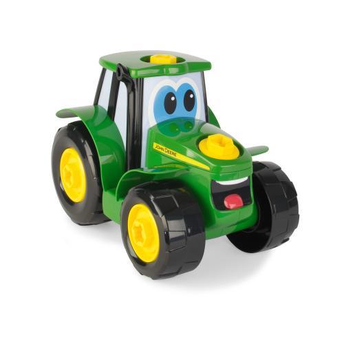 John Deere: игровой набор «Собери свой трактор Джонни»