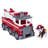 Щенячий патруль Черезвычайная миссия: спасательный автомобиль с водителем Маршал (Уценка)