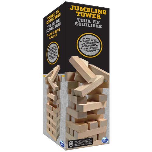 Настольная игра «Дженга» (в жестяной коробке)