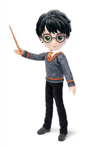 WIZARDING WORLD: колекційна лялька Гаррі (20 см)