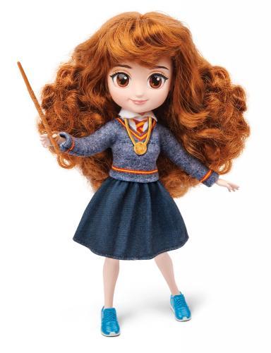 WIZARDING WORLD: коллекционная кукла Гермиона Делюкс (20 см) с аксессуарами