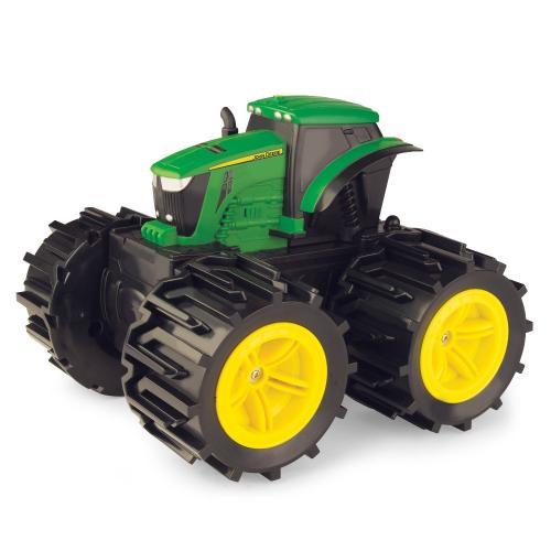 John Deere:трактор Monster Treads с большими колесами (Уценка)