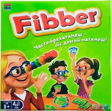 Настольная игра « Фиббер » (Уценка)